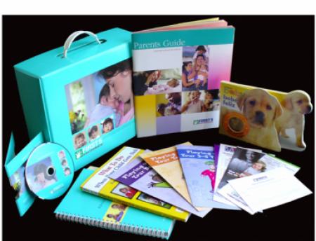 Photo of California Parents' Kit