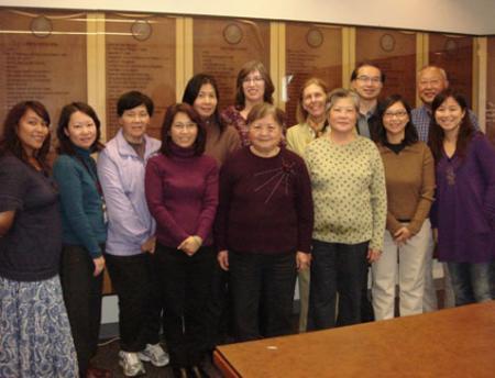 Photo of Asian Women standing